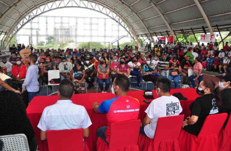 El Psuv unifica las fuerzas revolucionarias del sector educativo