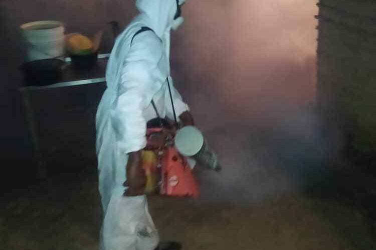Fumigaron contra la malaria todo Caruao y pueblos cercanos del estado Miranda