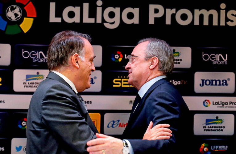 Real Madrid demandará a La Liga