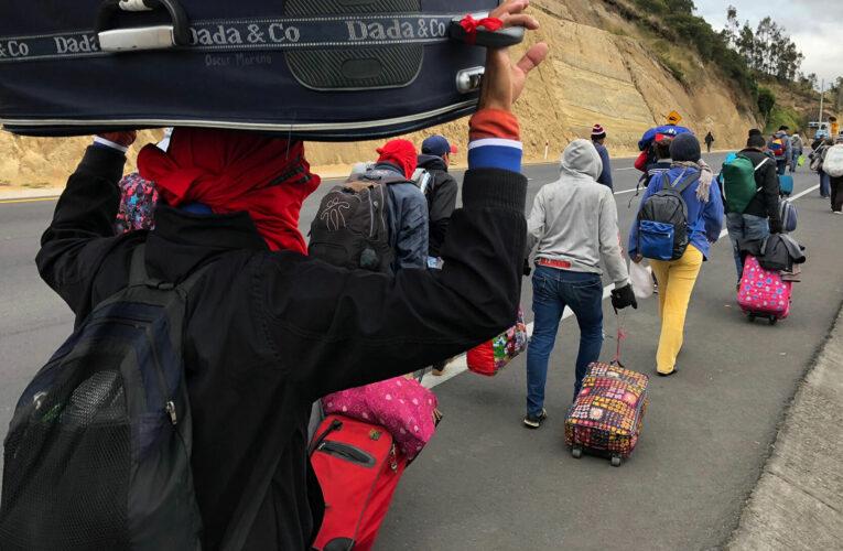 Fundaredes vincula desaparición de migrantes a trata de personas