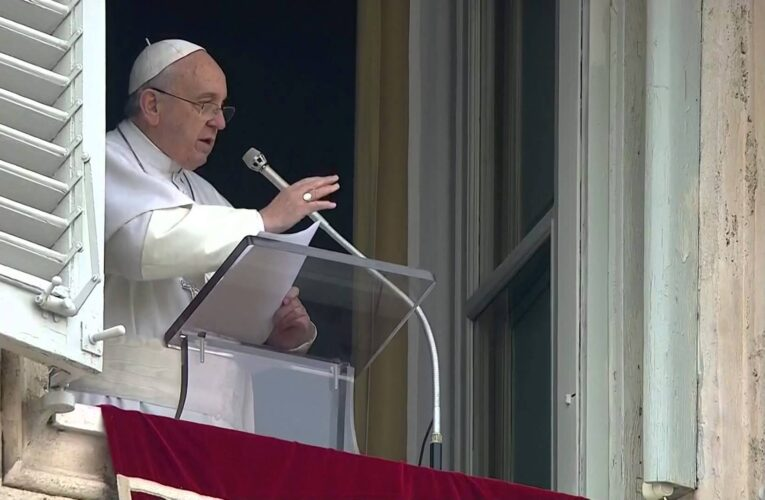 Papa Francisco reza por Mérida