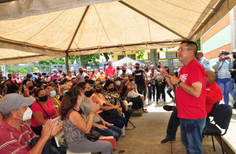 José Manuel Suárez es el candidato a la Alcaldía de Vargas por el PSUV