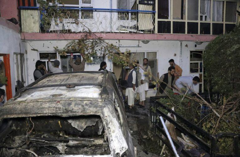 EEUU neutralizó ataque terrorista con un dron