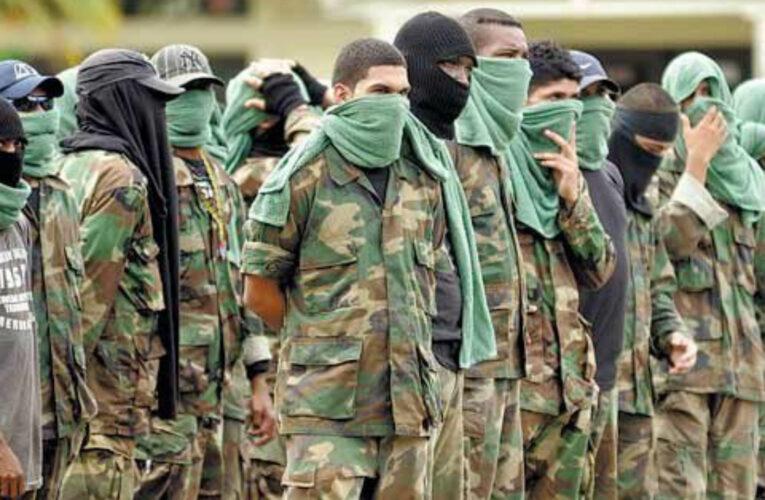 Capturan a 5 sicarios del Clan del Golfo en La Guajira