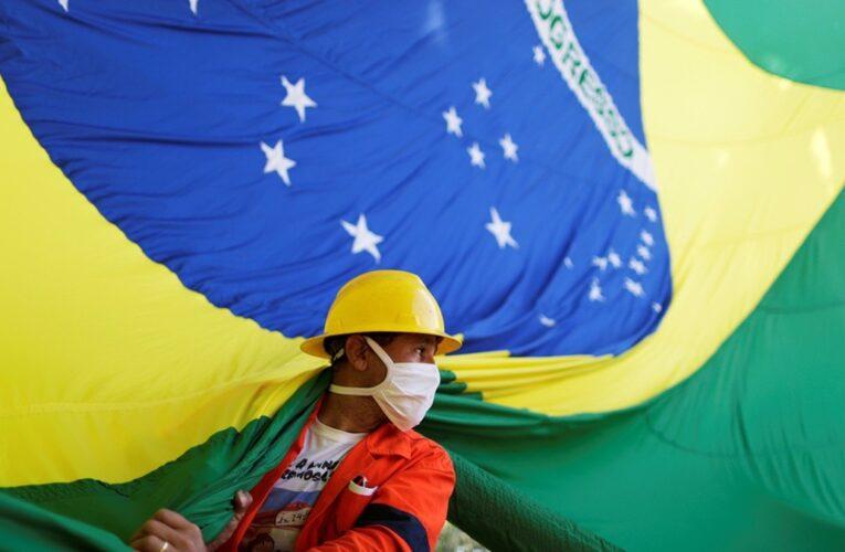 Brasil registró el menor cifra de contagios en 9 meses