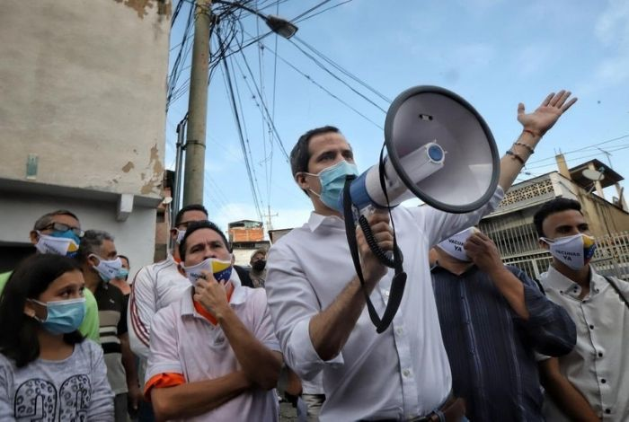 Guaidó: Debemos luchar contra la censura y exigir soluciones