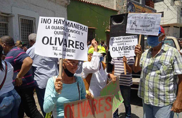 Nelson López: Deben eliminar las inhabilitaciones por unas elecciones libres