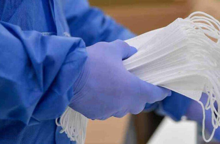 Sector salud preocupado por escasa dotación de material de bioseguridad