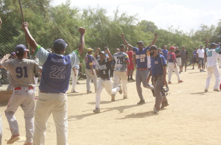 La Soublette se coronó en softbol de La Lucha