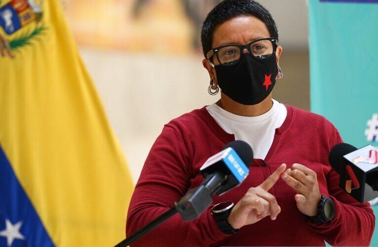Érika Farías renunció a la Alcaldía de Caracas