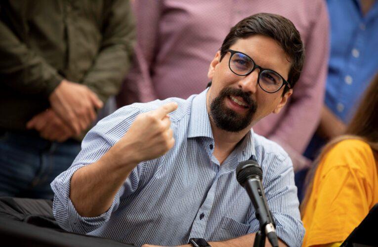 Guaidó exige liberación de Freddy Guevara