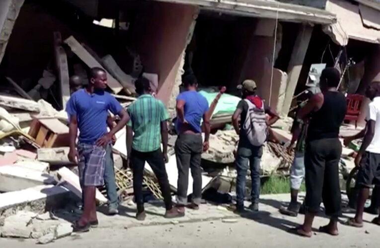 Haití: Asciende a 227 el número de fallecidos por el terremoto