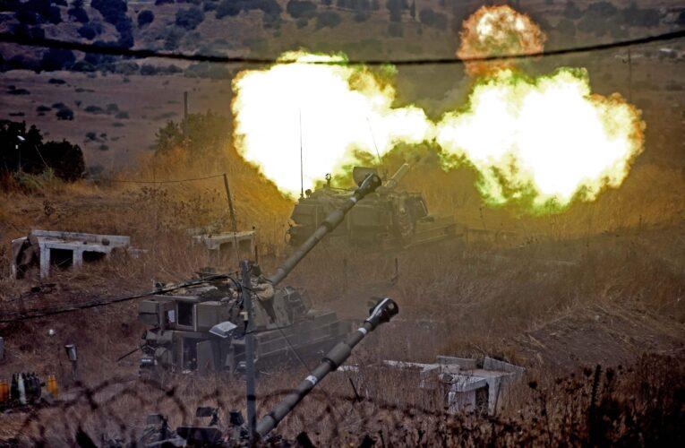 Hezbolá lanza cohetes contra Israel desde Líbano