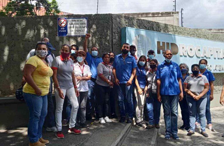 Trabajadores de Hidrocapital irán a paro si no les pagan bono de corresponsabilidad