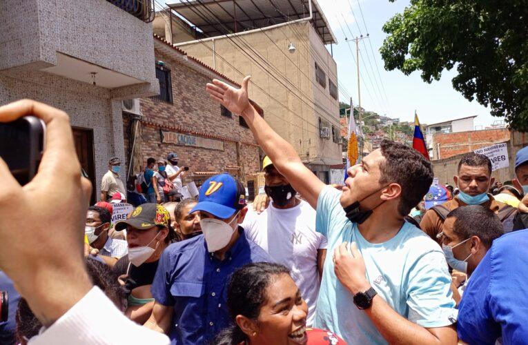 «No superan el trauma que les dejó la caminata de Olivares el 19-A»
