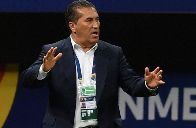 José Peseiro renuncia a la Vinotinto