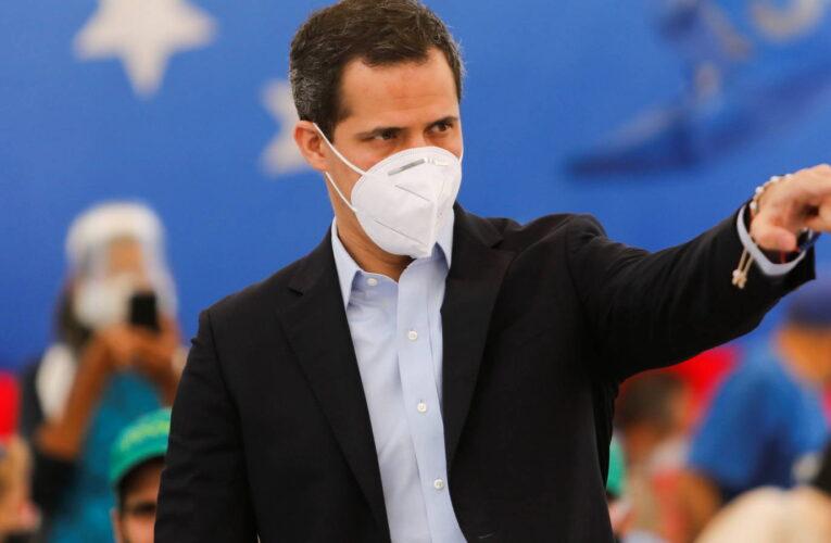 Juan Guaidó: Queremos las elecciones que nos deben desde 2018