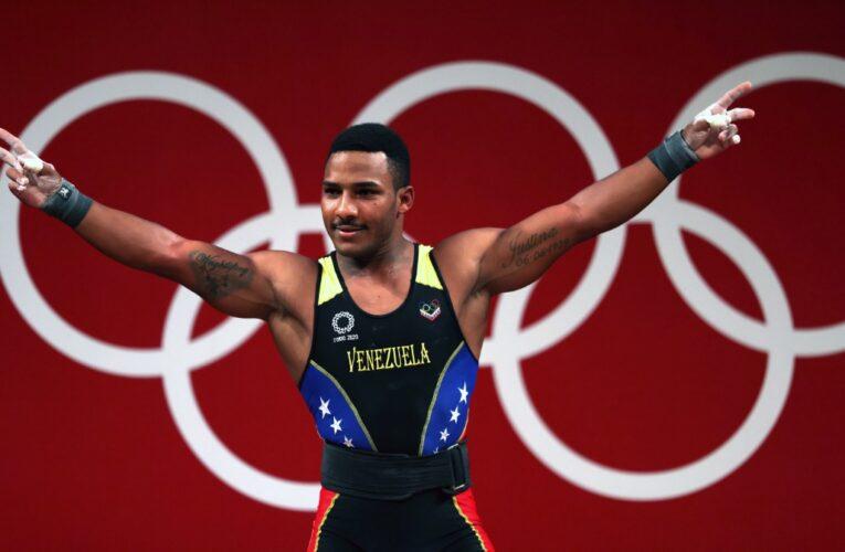 Este martes llegan los héroes olímpicos de Venezuela