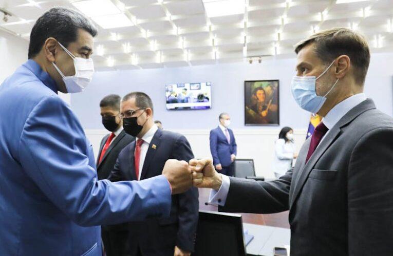 Maduro anunció para octubre «regreso a clases a lo grande»