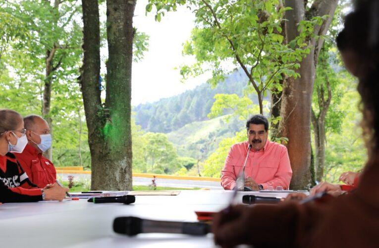 Maduro: Colombia recibe con los brazos abiertos a la banda del Koki