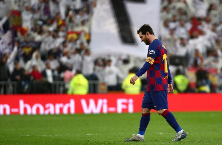 Lionel Messi no seguirá con el Barcelona