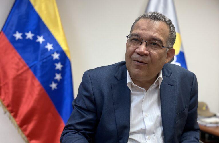 Rector Márquez descarta cambios en la fecha de las elecciones