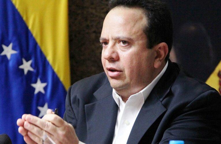 Renunció el gobernador de Aragua