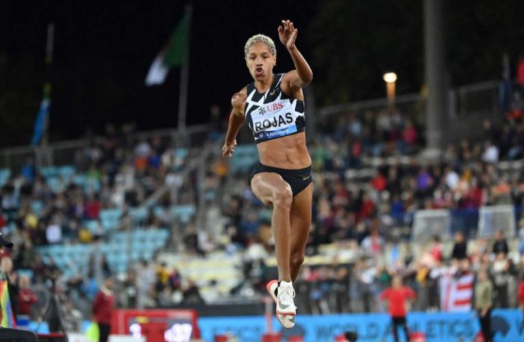 Yulimar marcó récord en Suiza