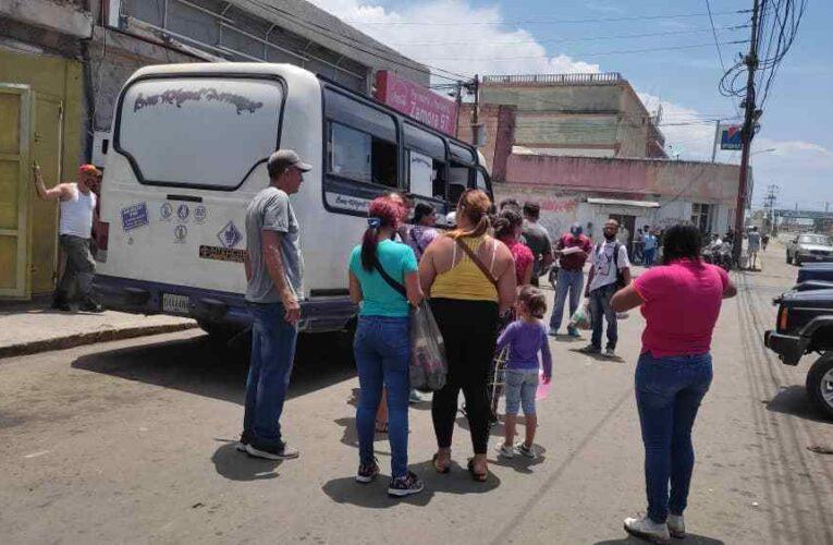 Ruta troncal de Zamora desaparece dejando a pie a miles de usuarios