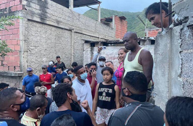 Olivares: En La Tropicana las familias sobreviven a una crisis sin precedentes