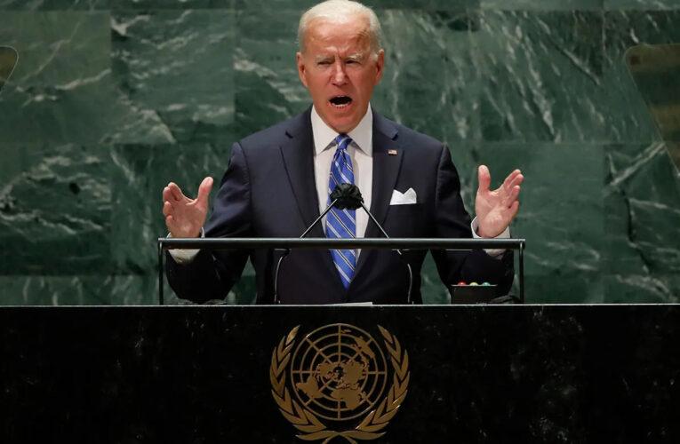 Biden: Abrimos una nueva era de diplomacia
