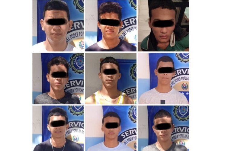 Se fugaron 21 adolescentes del retén de Los Cocos en Nueva Esparta