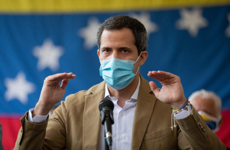 Guaidó a Maduro: No te atreves a salir a la calle a escuchar a la gente