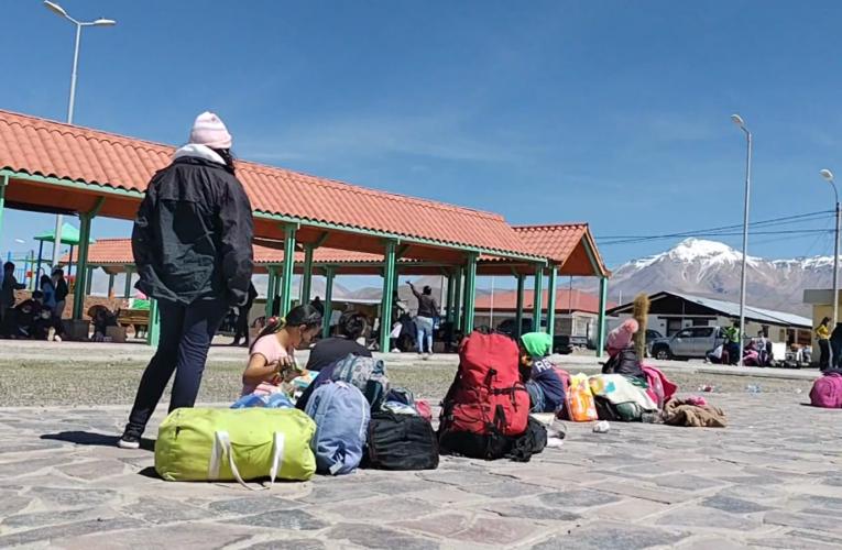 Chile instalará 3 albergues para migrantes venezolanos