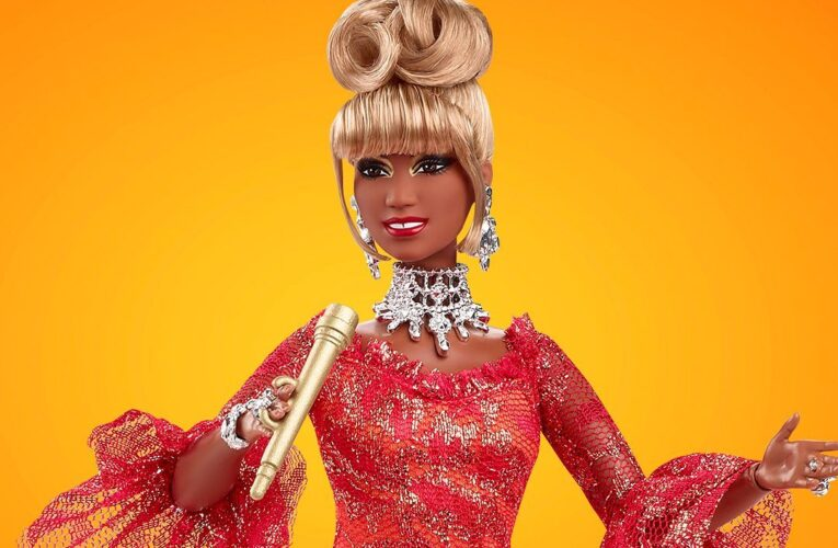 Barbie honrará la memoria de Celia Cruz