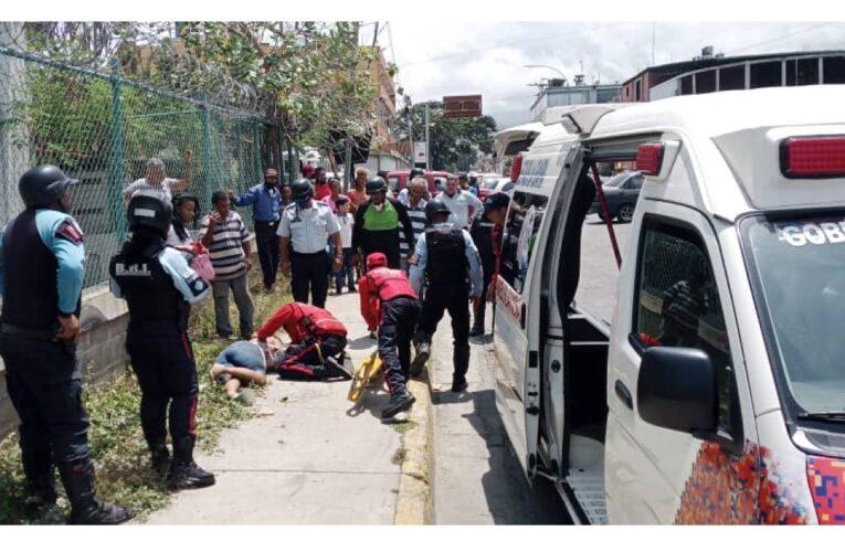 Murió mujer arrollada por Jeep de la Armada