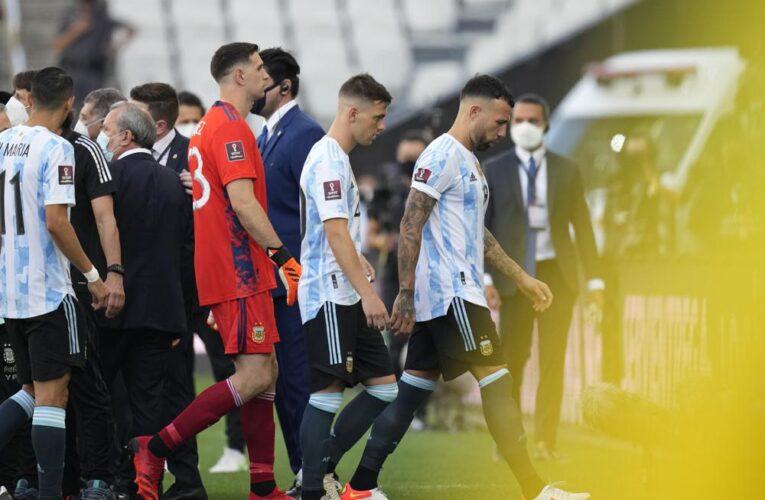 Suspendido Brasil-Argentina por autoridades sanitarias