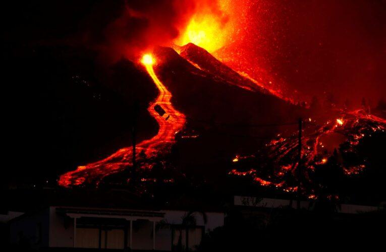 Erupciones en La Palma podrían extenderse hasta diciembre