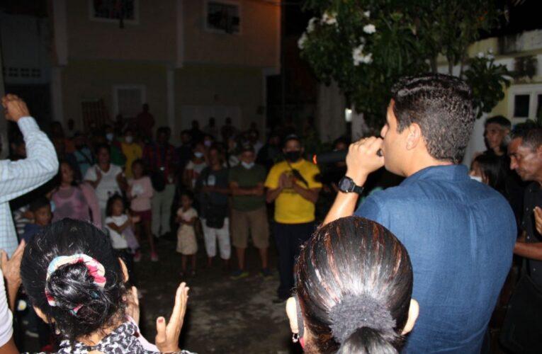 Olivares: Tenemos que unirnos en la solución de los problemas
