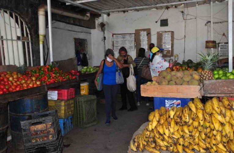 Ofrecen combos de frutas y legumbres en Asopredi