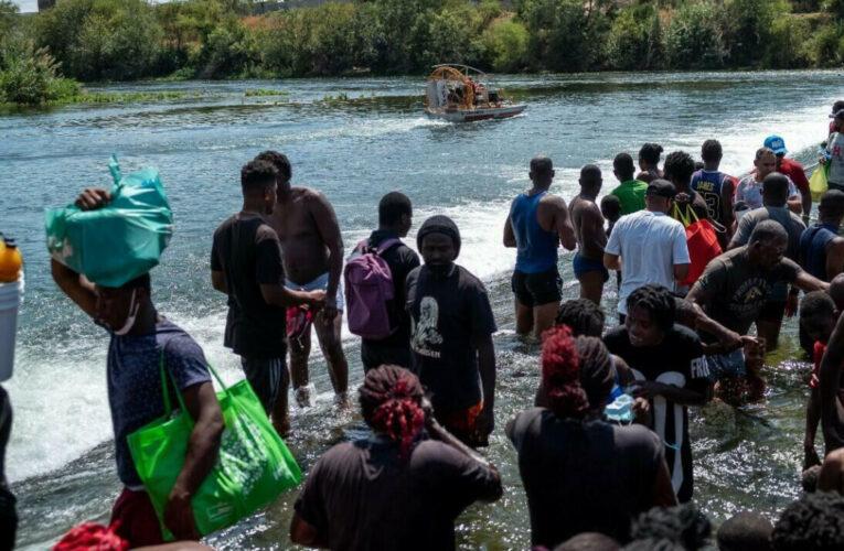 México dispuesto a acoger a migrantes haitianos