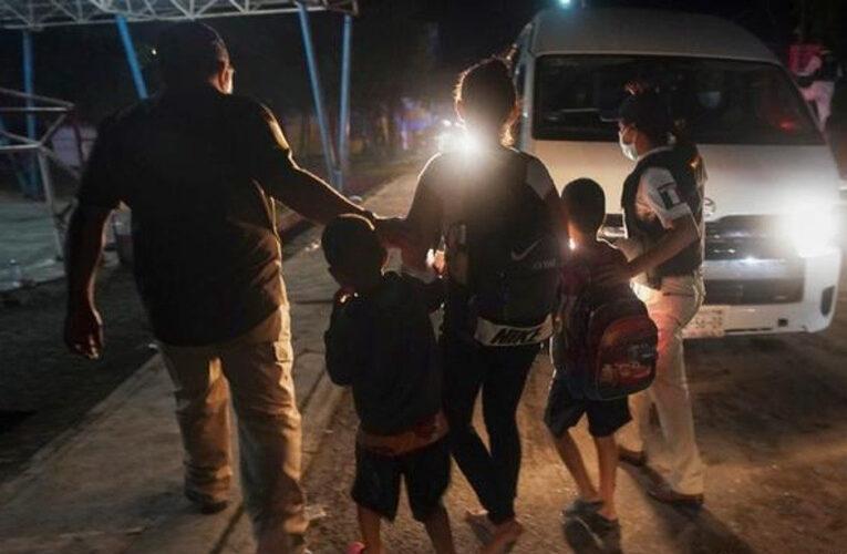 Rescatan a 22 migrantes secuestrados en México