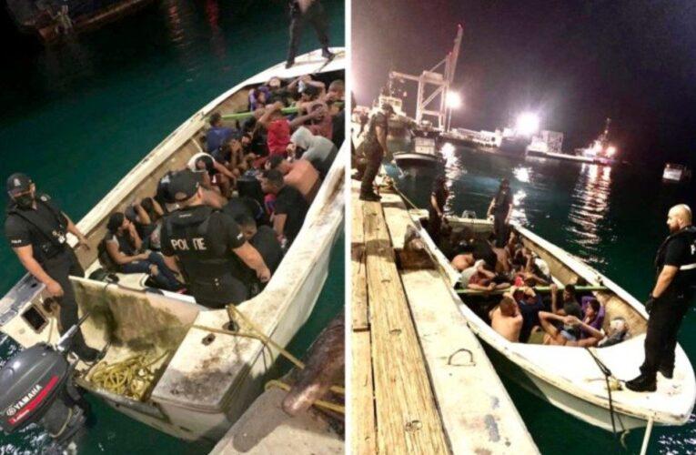 Detienen en Aruba a 24 migrantes venezolanos