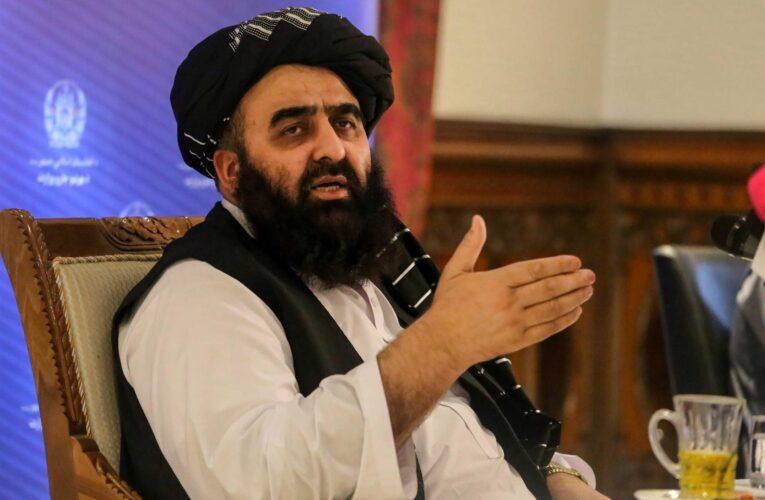 Talibanes piden hablar ante la Asamblea General de la ONU