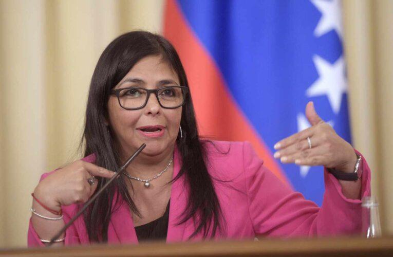 """Rodríguez solicitó a Paraguay """"honrar la deuda"""" que tiene con Pdvsa"""
