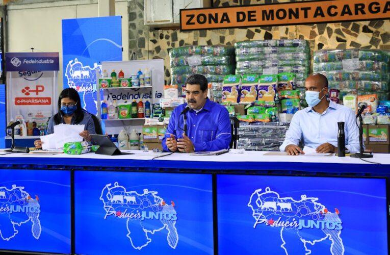 Maduro reitera su orden de acabar con la matraca en las alcabalas