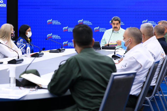 Maduro arremetió contra la Iglesia de Mérida