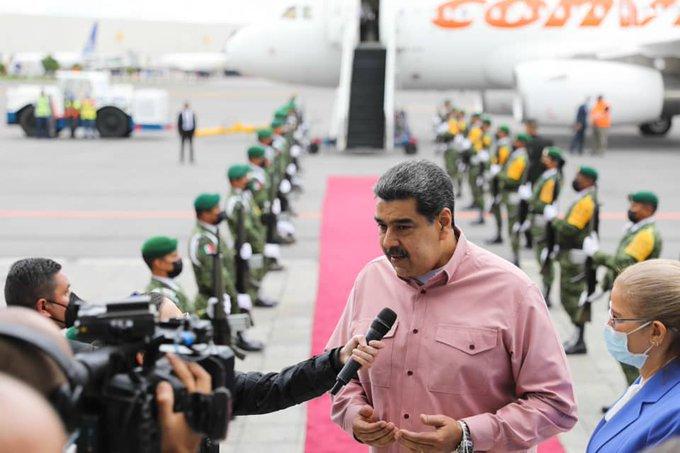 Maduro acusó de provocadores a presidentes de Paraguay y Uruguay