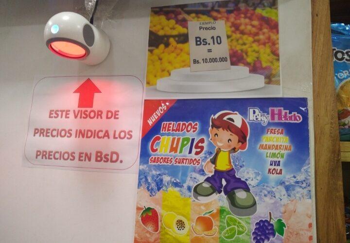 Comerciantes del Mercado Cacique aún no se familiarizan con los precios en Bolívar Digital