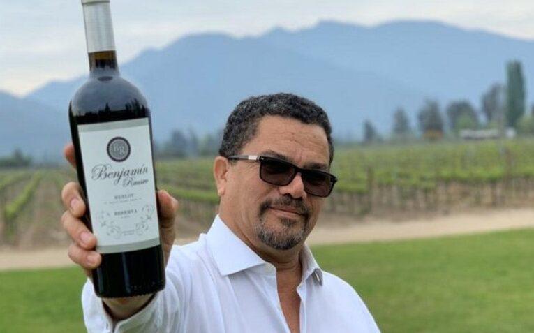 Er Conde del Guacharo presentó su nueva línea de vinos en España